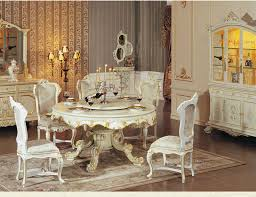 exterior: Contemporary Dining Space On Charming Rug Combined With French  Vintage Decor Enlightened By Chic