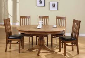 impressive cau oak round to oval extending dining table 4 or 6 cau regarding oval dining table for 6 popular