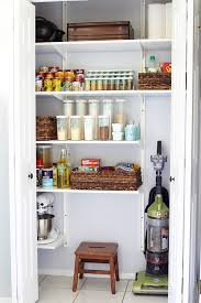 full shot of pantry
