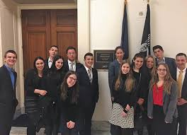 Frisch Seniors Visit Capitol Hill for Annual Israel Advocacy Mission