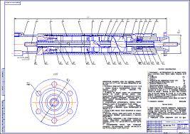 Все работы студента Клуб студентов Технарь  Газовый сепаратор ГН 5 УЭЦН Чертеж Оборудование для добычи и подготовки нефти и