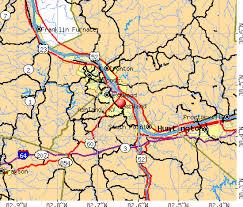 ashland, kentucky (ky) profile population, maps, real estate Ashland Map ashland, ky map ashland maplewood