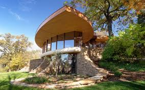 chenequa residence  robert harvey oshatz  organic architect