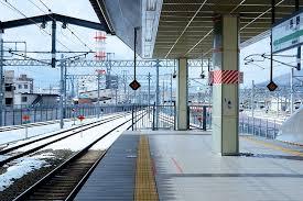 nagano station an train station