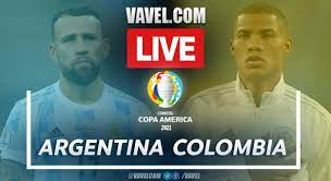 Watch Argentina vs Colombia Live Stream
