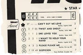 Top 5 Chart Songs The Beatles Hot 100 Domination This Weeks Billboard Chart