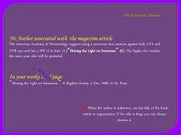 Citations Ppt Download