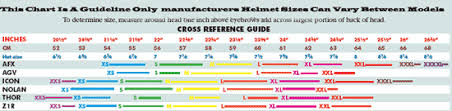 Agv Helmet Size Chart Agv S 4 Motorcycle Helmet 0101 352 353x