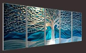 large metal wall art designs modern abstract for contemporary glass uk full size