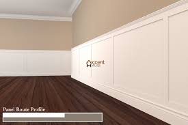 wainscoting styles and types in