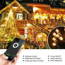 Dimmable Christmas Lights New Hot Dimmable Led Christmas Lights 200 Led 65ft Mini