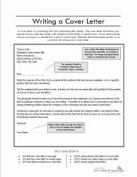 Resumes And Cover Letters Luxury Download Writing Resumes And