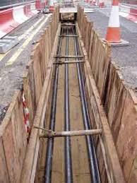 different types of underground cable info photo of direct buried cable