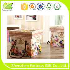 Large Decorative Gift Boxes With Lids Large Decorative Gift Boxes With Lids Paper Square Box By 59