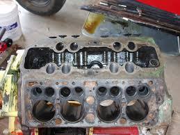 flathead engine rebuild engine cleaning inspection machining