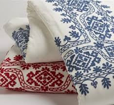 Eco Friendly Organic Quilts and Duvets - Sustainable Furniture ... & Coyuchi Organic Cotton Aari Embroidered Duvet Covers Adamdwight.com