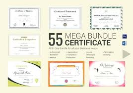 Certificate Templates Free Format Download Sample Of School