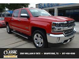Find Certified Chevrolet Silverado 1500 Vehicles for Sale in Dallas ...