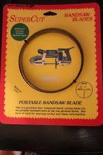 56 7 8 bandsaw blade. supercut bi-metal replacement band saw blade -44 7/8in.l x 56 7 8 bandsaw d