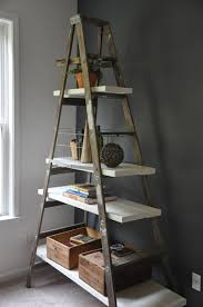 image ladder bookshelf design simple furniture. Divine Images Of Furniture For Home Interior Decoration With Various Metal And Wood Bookcase : Enchanting Image Ladder Bookshelf Design Simple I