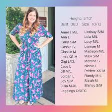 60 Paradigmatic Lularoe Lucy Size Chart