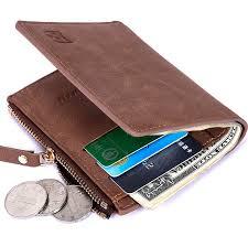 HUIMENG Dollar Price with Coin Bag zipper <b>new men wallets mens</b> ...