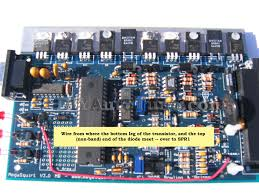 common megasquirt modifications diyautotune com here are some pictures on this mod performed on the v3 board red wires are this mod ignore the white
