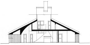 first floor plan for larger image vanna venturi house by robert venturi and denise
