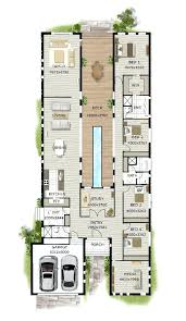 southern home plans designs contemporary home designs modern narrow block house designs floor plan four bedrooms southern home plans