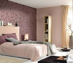 One wall decoration ideas, modern wallpaper patterns in soft colors