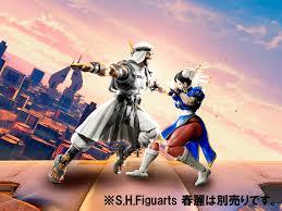 s h figuarts street fighter v rashid