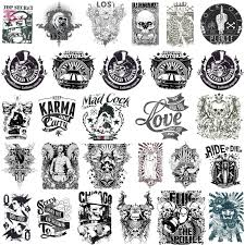 Scary T Shirts Designs Scary T Shirt Designs Or Tattoos With Skulls Bad Bones