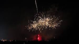 alloa round table fireworks 2017