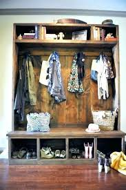 Storage Coat Rack Bench Best Storage Shoe Rack Bench Entryway Bench With Shoe Storage And Coat
