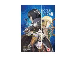 Grimoire Of Zero Light Novel English Grimoire Of Zero Watch Grimoire Of Zero English Subbed