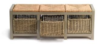 Shoe Storage Bench Seat