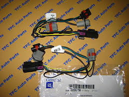 2 pontiac grand prix front head light wiring harness oem new 2004 image is loading 2 pontiac grand prix front head light wiring