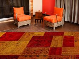 Orange Rugs For Living Room Orange And Brown Living Room Rug Yes Yes Go