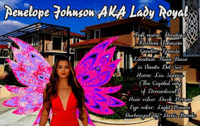 ♥♥♥ Penelope Johnson = Paris Berelc ♥♥♥ | Dream Girl & The Heart of Magic