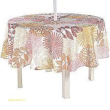 70 inch round tablecloth with zipper flip flop vinyl