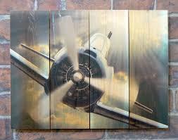 lovely idea aviation wall decor simple design creative art ishlepark com decals jpg 600x473 airplane metal