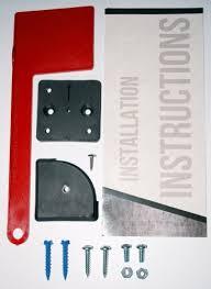 metal mailbox flag. The Universal Mailbox Flag Metal A