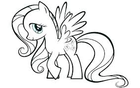 My Little Pony Sea Ponies Coloring Pages Scootershd Wallpaperscf