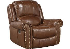 automatic lift chairs. Abruzzo Brown Leather Glider Recliner Automatic Lift Chairs