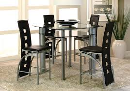 Valencia 5 PC Counter Height Dining Room Badcock Home Furniture