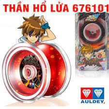 Yoyo con quay Thần Hổ Lửa cao cấp bằng nhựa Hãng Auldey đồ chơi Tuyệt đỉnh  Yoyo cho trẻ em giá cạnh tranh