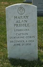 "Capt Harry Alan ""Hap"" Pribble (1929-1958) - Find A Grave Memorial"