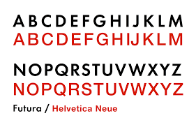 Helvetica New Light Futura Typeface Wikiwand