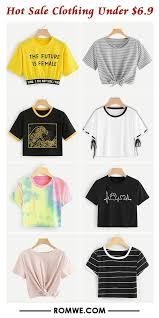 <b>hot sale clothing</b> under $6.9 - Pinterest