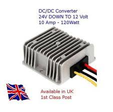 dc 24v to 12v converter dc dc voltage converter 24v step down to 12v 10a 120w truck